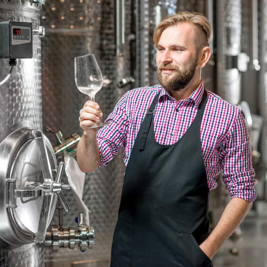 Maintenance logiciels tracabilite viticole