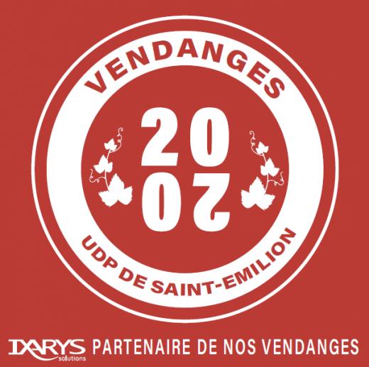 Ixarys partenaire des vendanges 2020 à l'UDPSE
