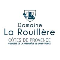 Logo domaine viticole la rouillere